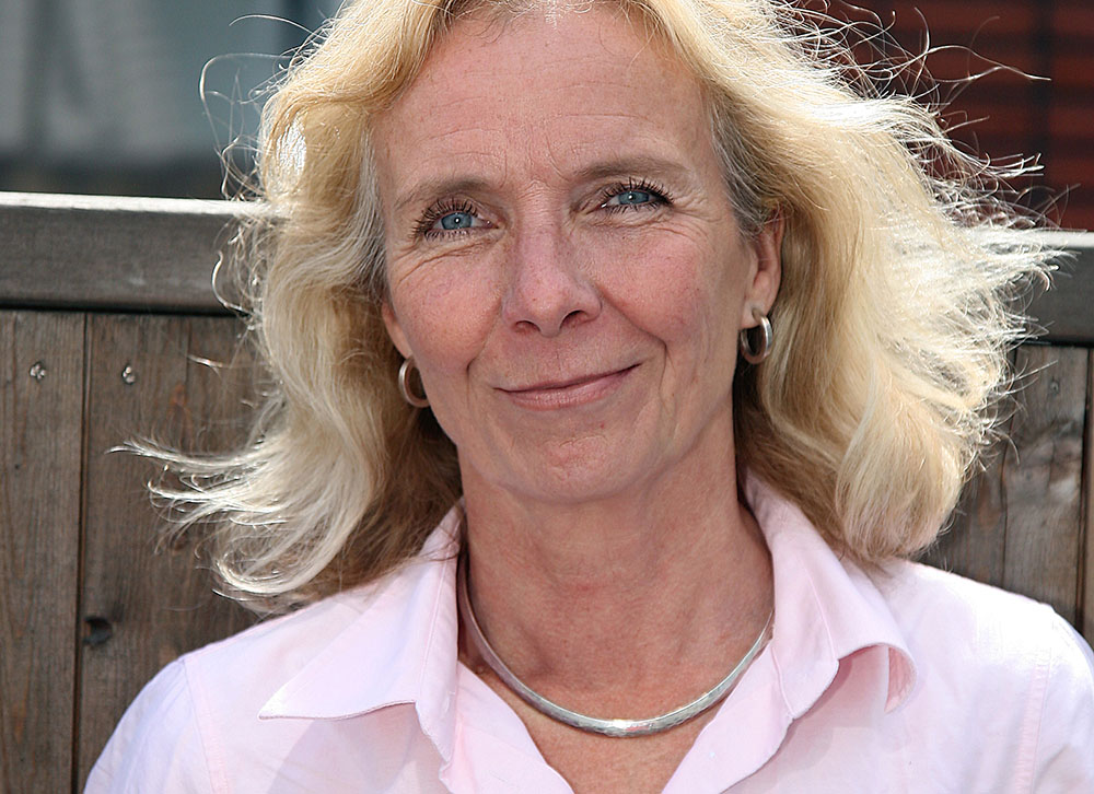 Kerstin Cederlöf.