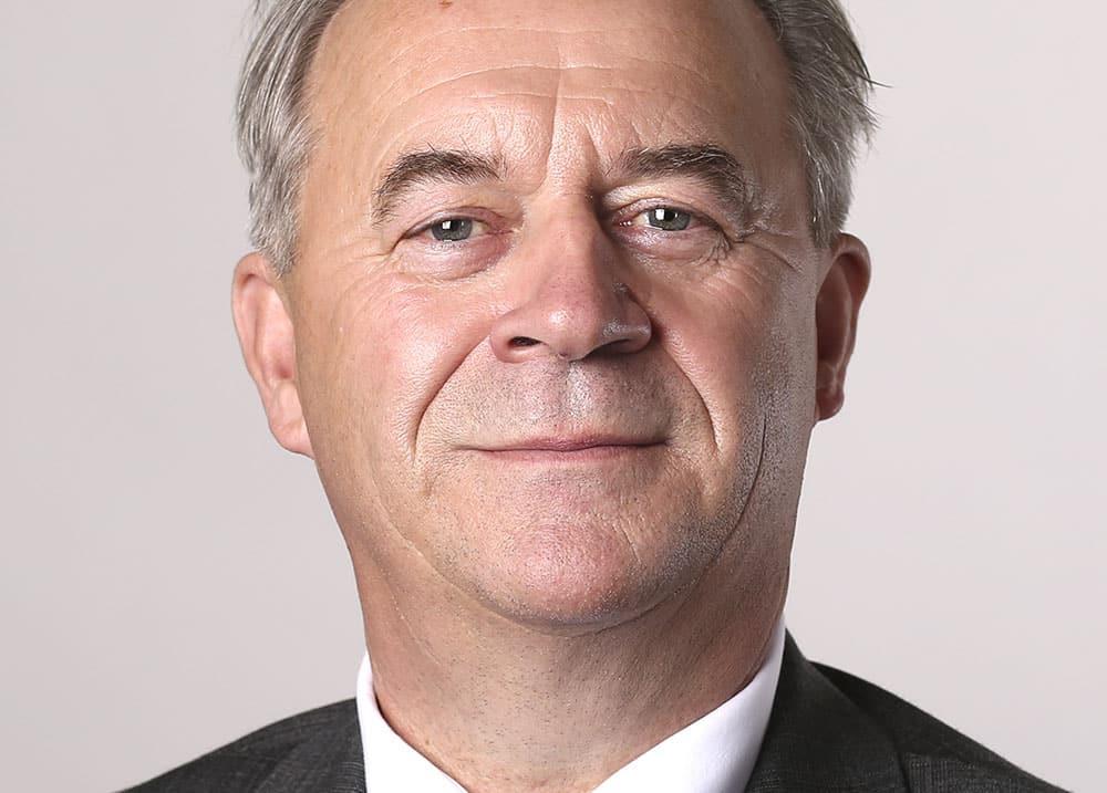 Sven-Erik Bucht. Foto: Sören Andersson/Regeringskansliet
