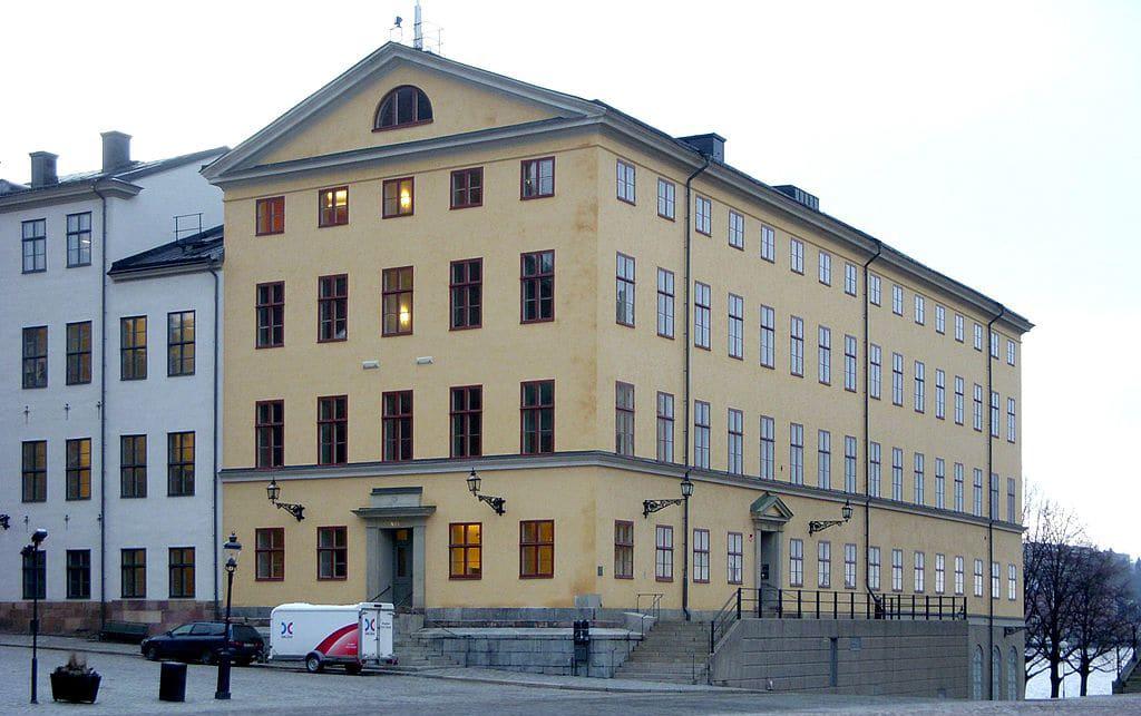 Högsta Förvaltningsdomstolen har sitt säte i Sparreska palatset och Kammarrättens hus i Stockholm. Foto: Holger Ellgaard