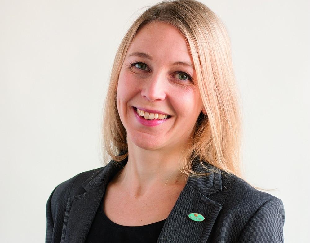 Allt fler verkar gå med i Djurens rätt och förbundsordförande Camilla Björkbom tror det beror på ett ökat intresse för I frågan om pälsdjursfarmning och djuren i livsmedelsindustrin. Foto: Kim-Evert Olofsson