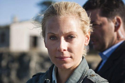 Eva Röse spelar rollen som Maria Wern. Foto: Sfanytime.se