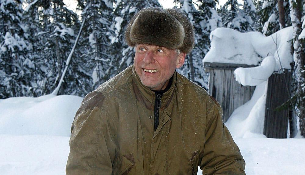 Olof Liberg. Foto: Olle Olsson