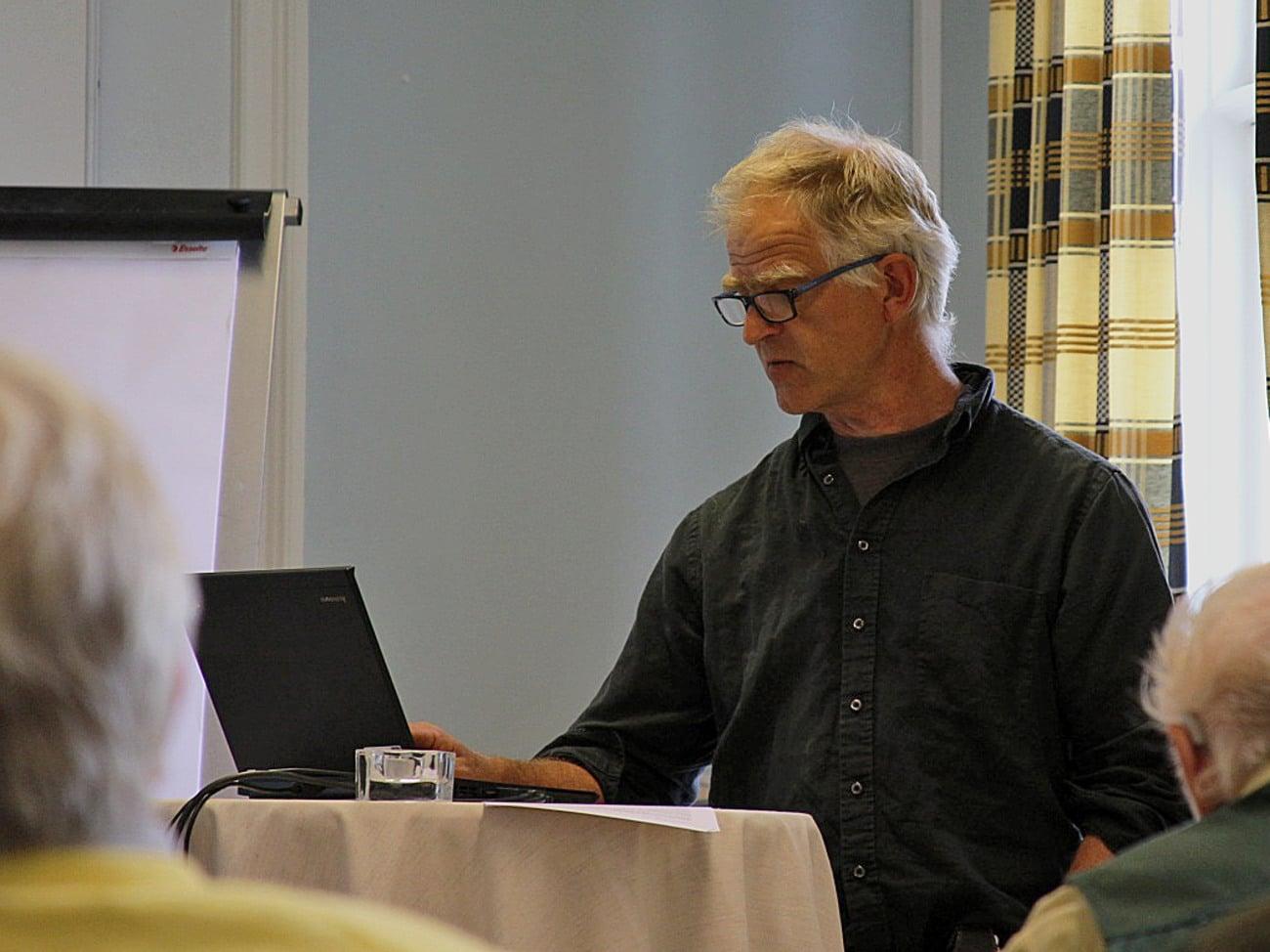 Sven-Gunnar Lunneryd, SLU. Foto: Daniel Sanchez