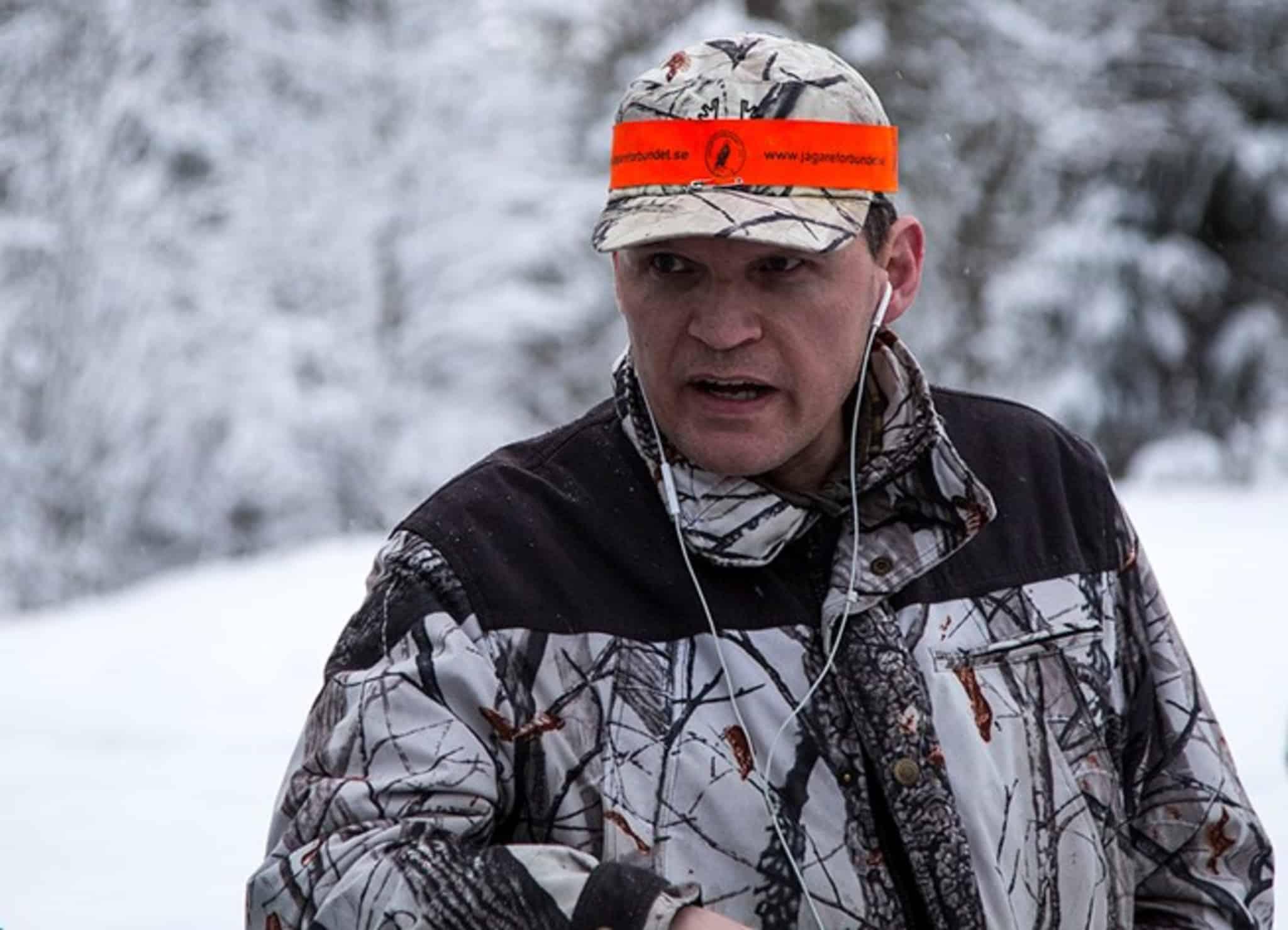 – Om inte jakt sker är det en smyghöjning av de norska beståndsmålen och/eller ett sätt att minska den jaktbara andelen av vargstammen i Värmland och Sverige, säger Lennart Johannesson i viltförvaltningsdelegationen. Foto: Olle Olsson