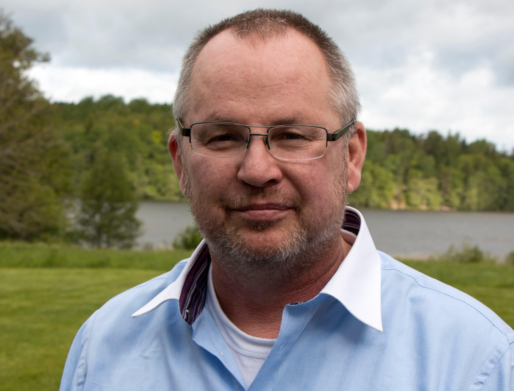 Torbjörn Lövbom är ordförande i Jägareförbundets rovdjursråd.