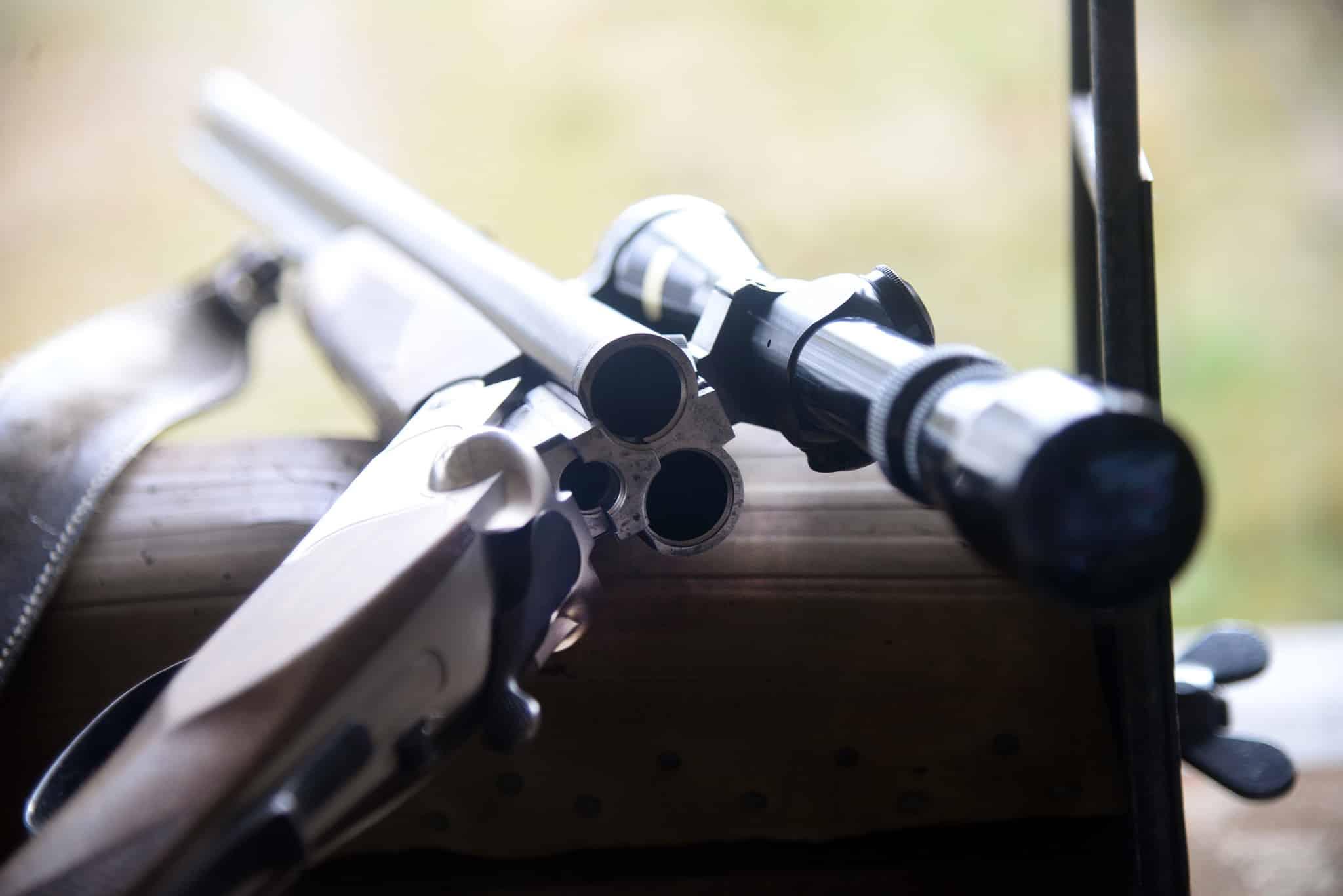 Svenska Jägareförbundet har nu reviderat sin vapenpolicy. Foto: Lars-Henrik Andersson