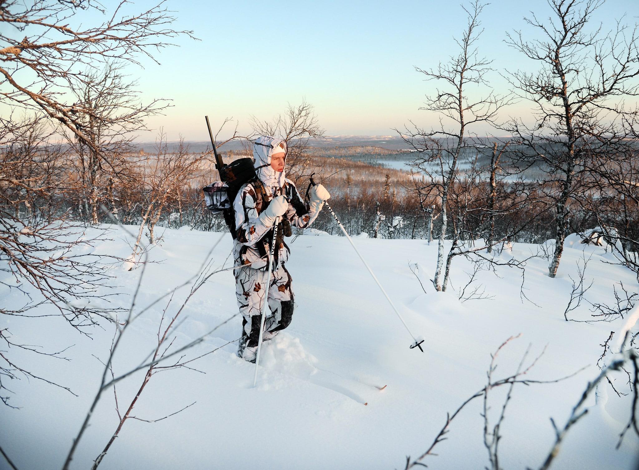 Regeringen får inte gehör för sitt förslag om fjälljakten som i första hand ska ge svenska jägare rätt att jaga småvilt på statens mark ovan odlingsgränsen. Foto: Lars-Henrik Andersson