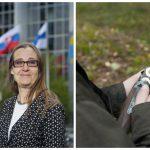 Innan jägaren får licens ska hans kognitiva funktioner testas, om svenska EU-parlamentarikern Bodil Valero (MP) får som hon vill. Dessutom anser hon att vapen ska försäkras liknande en trafikförsäkring på en bil. Foto: Fredrik Hjerling/Jan Henricson