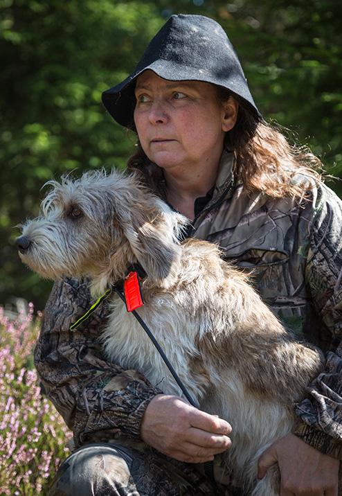 Cecilia von Braun. Foto: Skogsapoteket