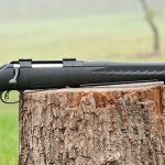 Ruger American rifle. Foto: Mattias Lilja