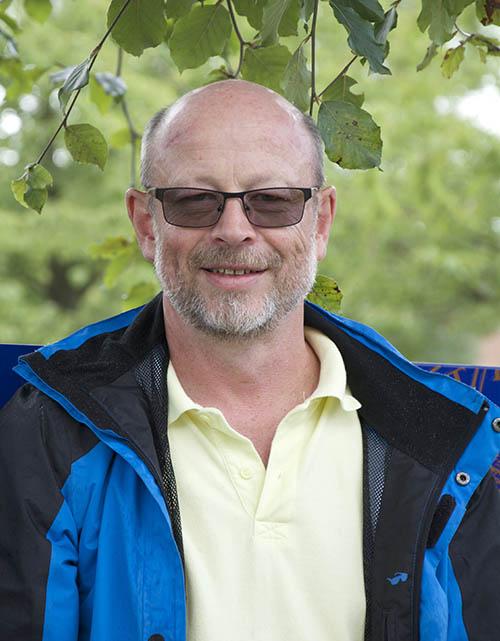 Professor Ronald Kröger. Foto: Marie Gadolin