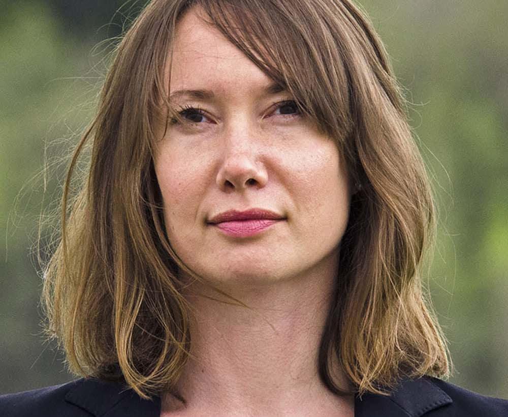 Maria Lundgren.