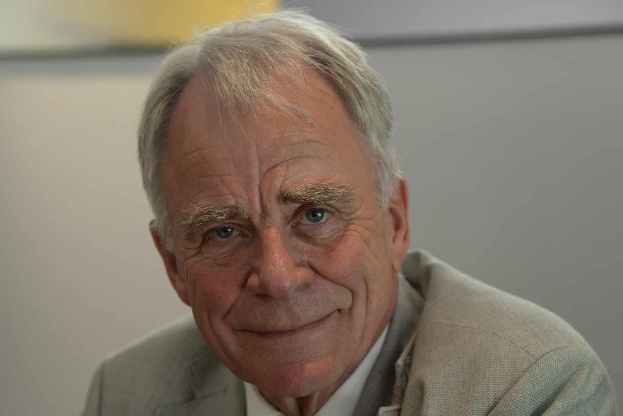 Björn Sprängare. Ordförande i Svenska Jägareförbundet. Foto: Lars-Henrik Andersson