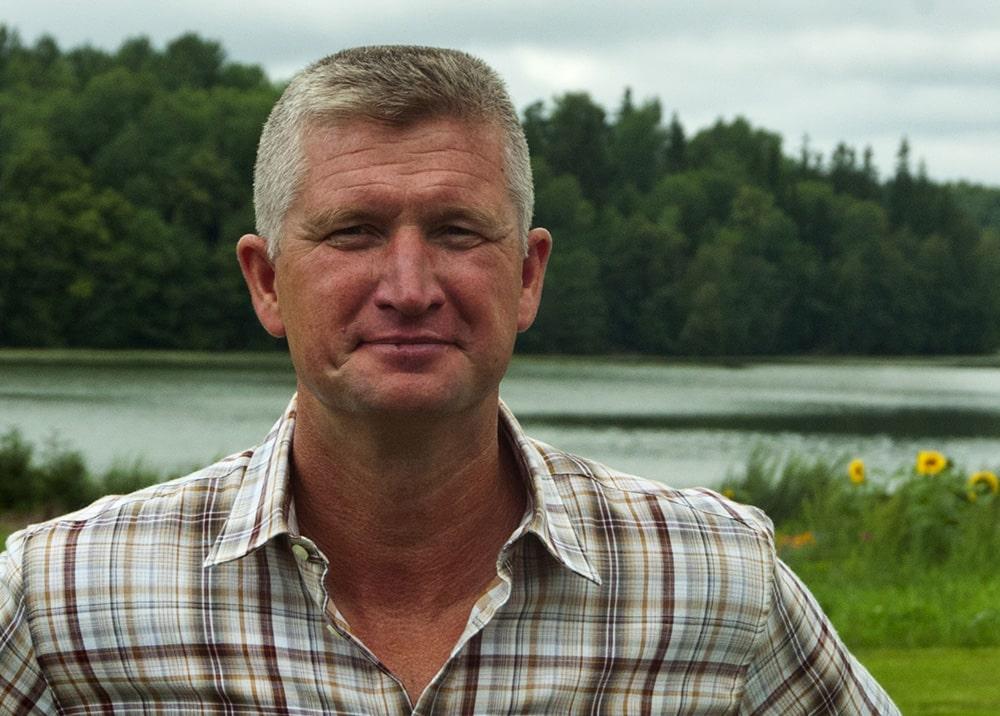 Bo Sköld, generalsekreterare Svenska Jägareförbundet.