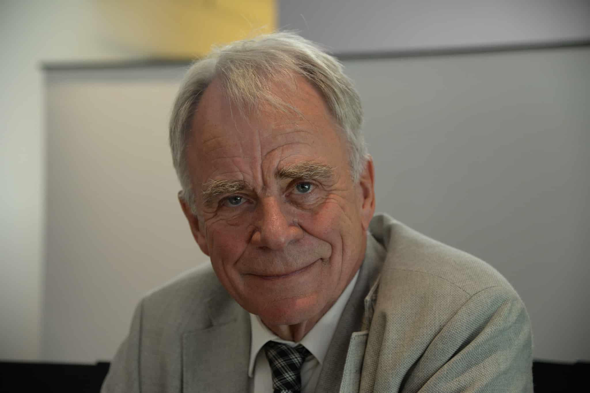 Jägareförbundets ordförande Björn Sprängare. Foto: Lars-Henrik Andersson