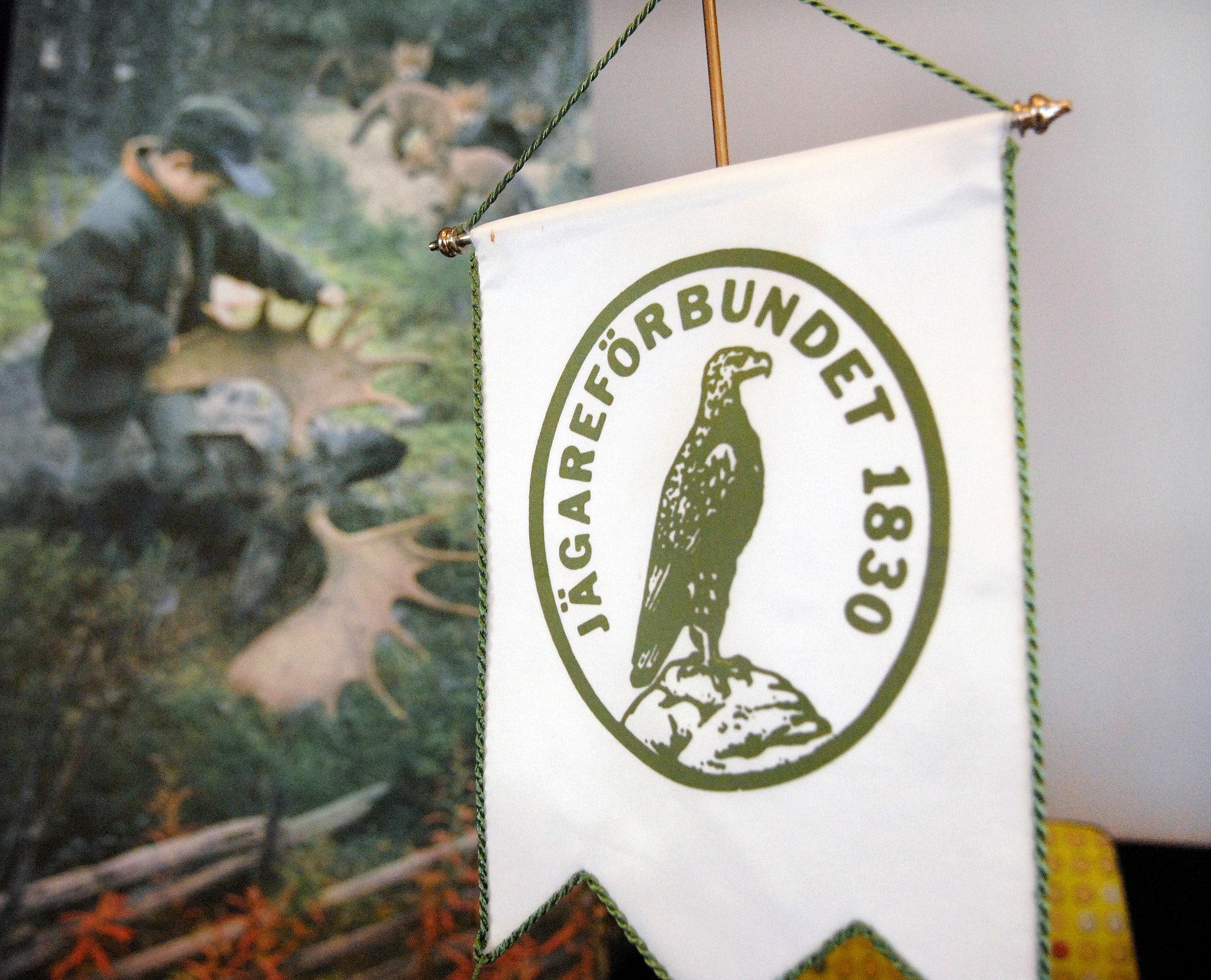 Genom att slå ihop de båda jägareförbunden menar debattören att man får större möjlighet att påverka. Foto: Lars-Henrik Andersson