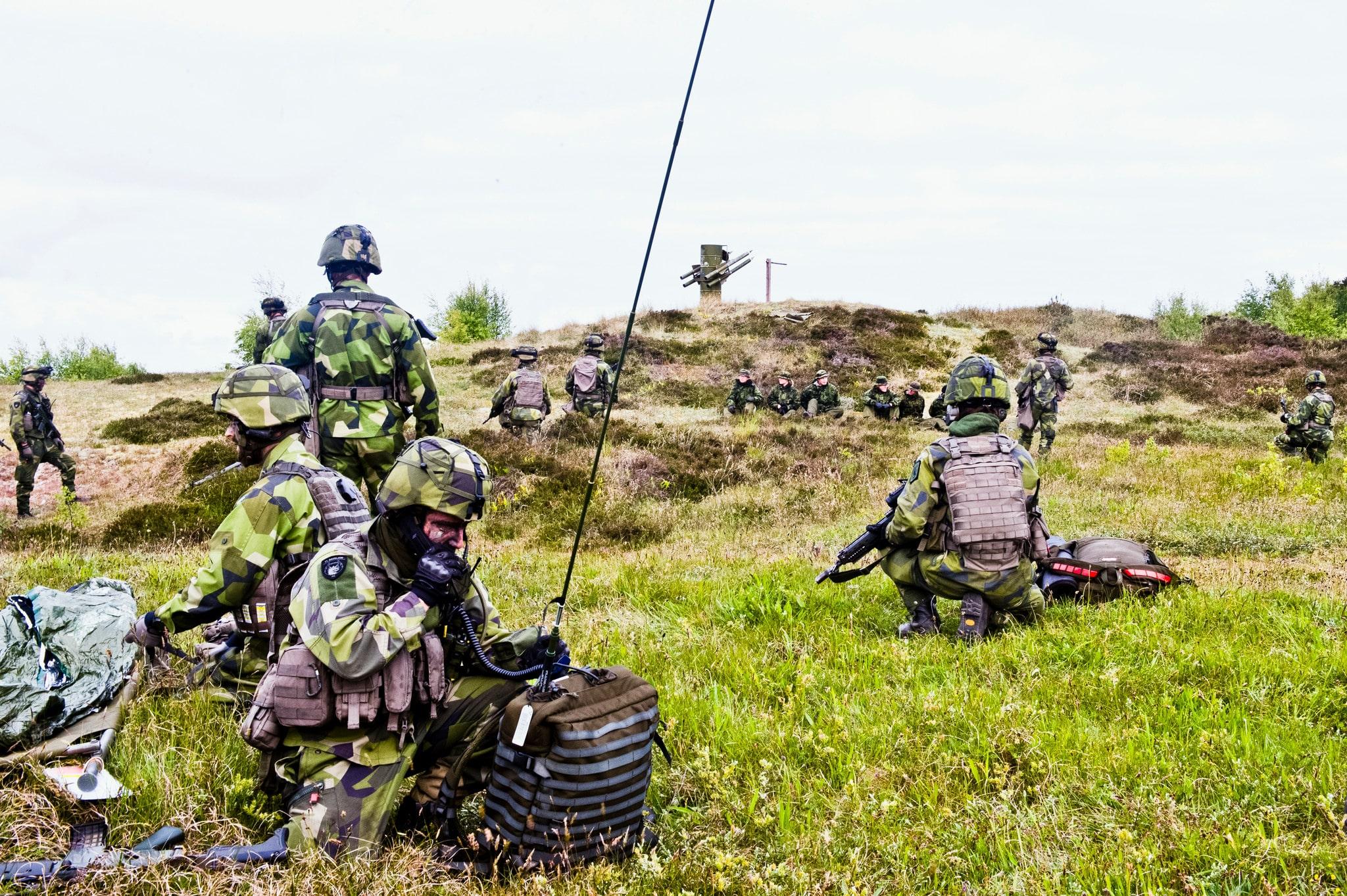 Foto: Jimmy Croona/Försvarsmakten