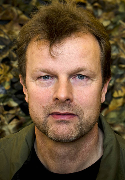 Björn Sundgren, Svenska Jägareförbundet. Foto: Madeleine Lewander